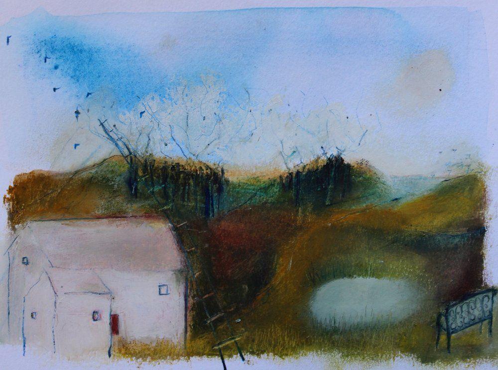 landscapes — Shelagh Wilson