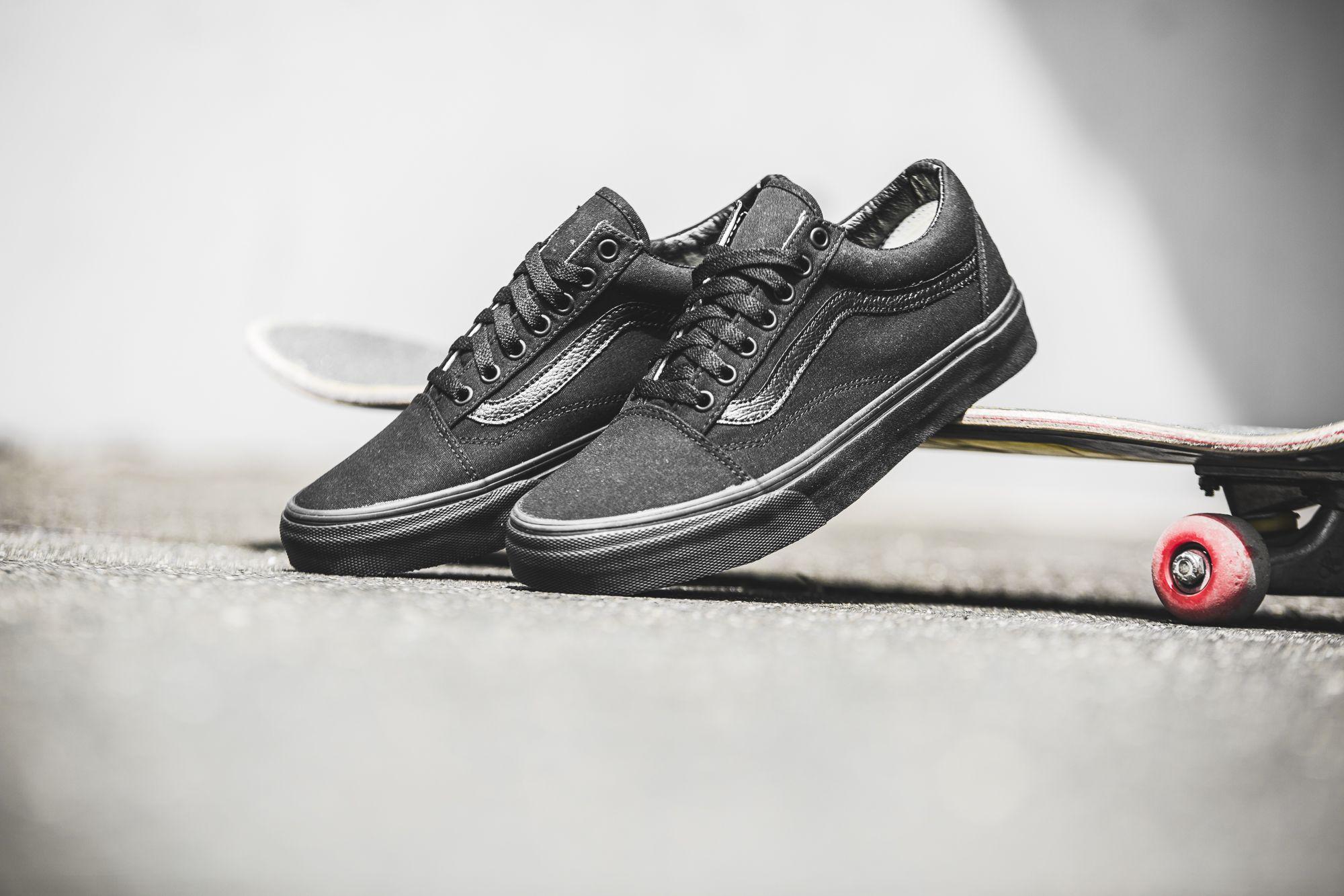 best sneakers 7fb2f 705b5 Vans Old Skool (schwarz) - VD3HBKA   My Stuff   Vans ...