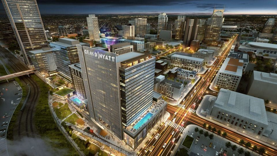 Grand Hyatt Nashville Open In Fall 2020 Downtown Hotels Grand Hyatt Hotel