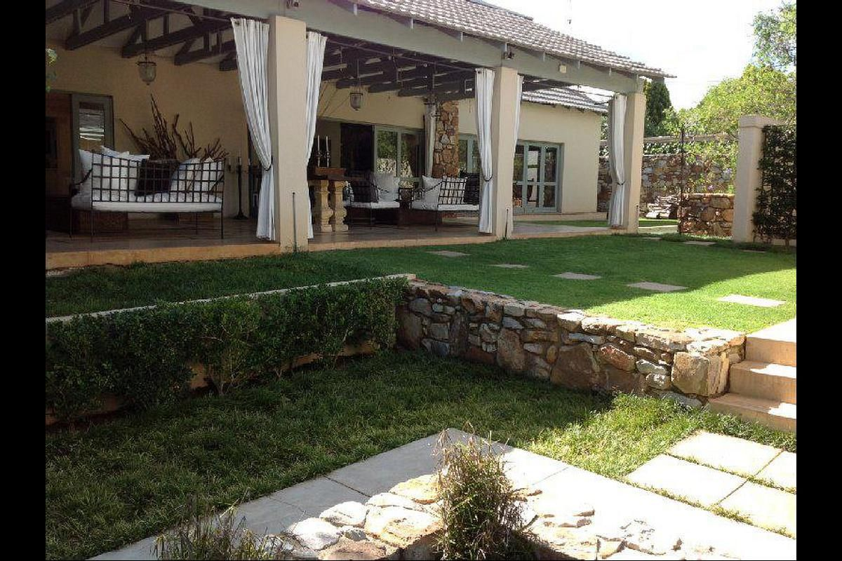 The Parkwood Boutique Hotel is situated in the suburb of