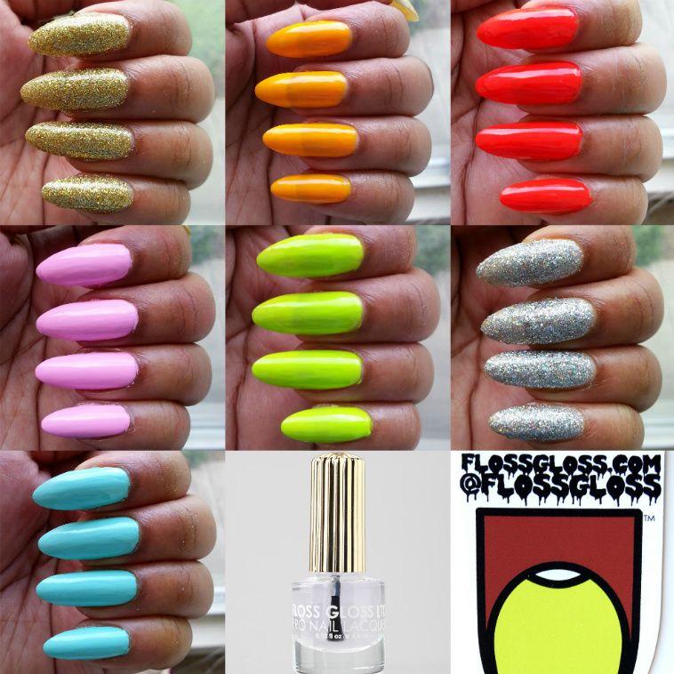 Floss Gloss | Nails | Pinterest | Nails games