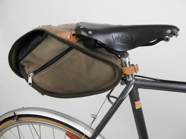 The Transit Laptop Waxed Canvas Mission Workshop Bags
