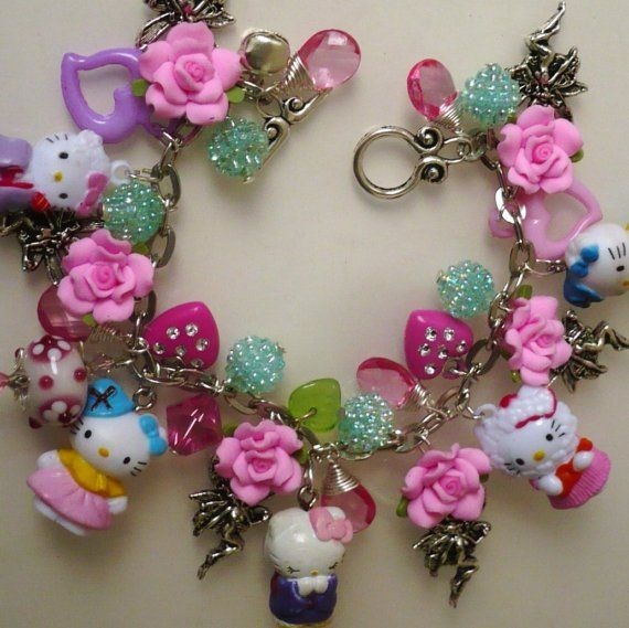 33+ Hello kitty charms for jewelry making ideas