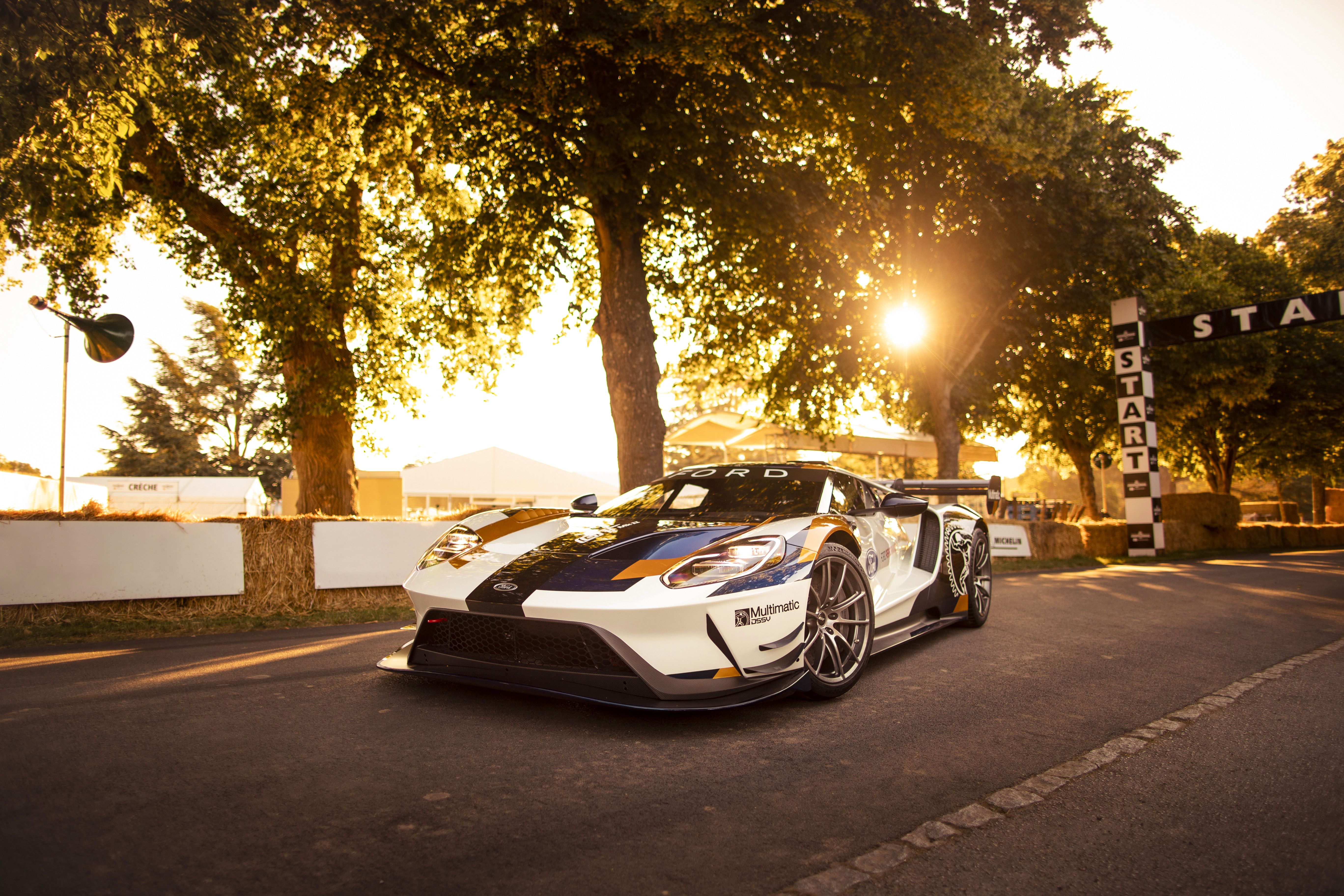 Wallpaper Of The Day 2020 Ford Gt Mkii Ford Gt Ford Super Cars