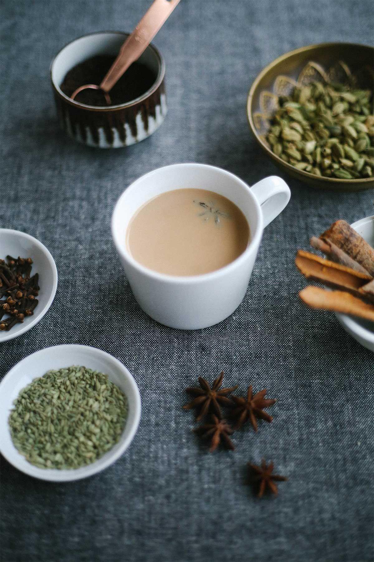 Keto Masala Chai Tea Recipe (With images) Masala chai
