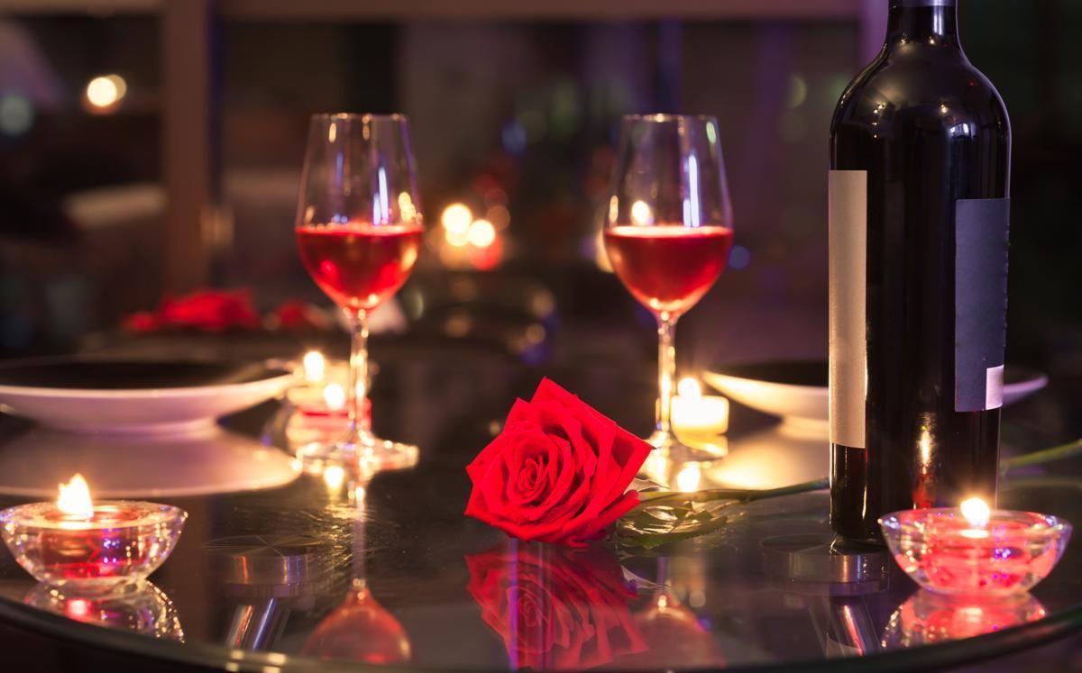 Romantic Candlelight Dinner Romantic Dinner Setting Candle Light Dinner Romantic Candle Light Dinner