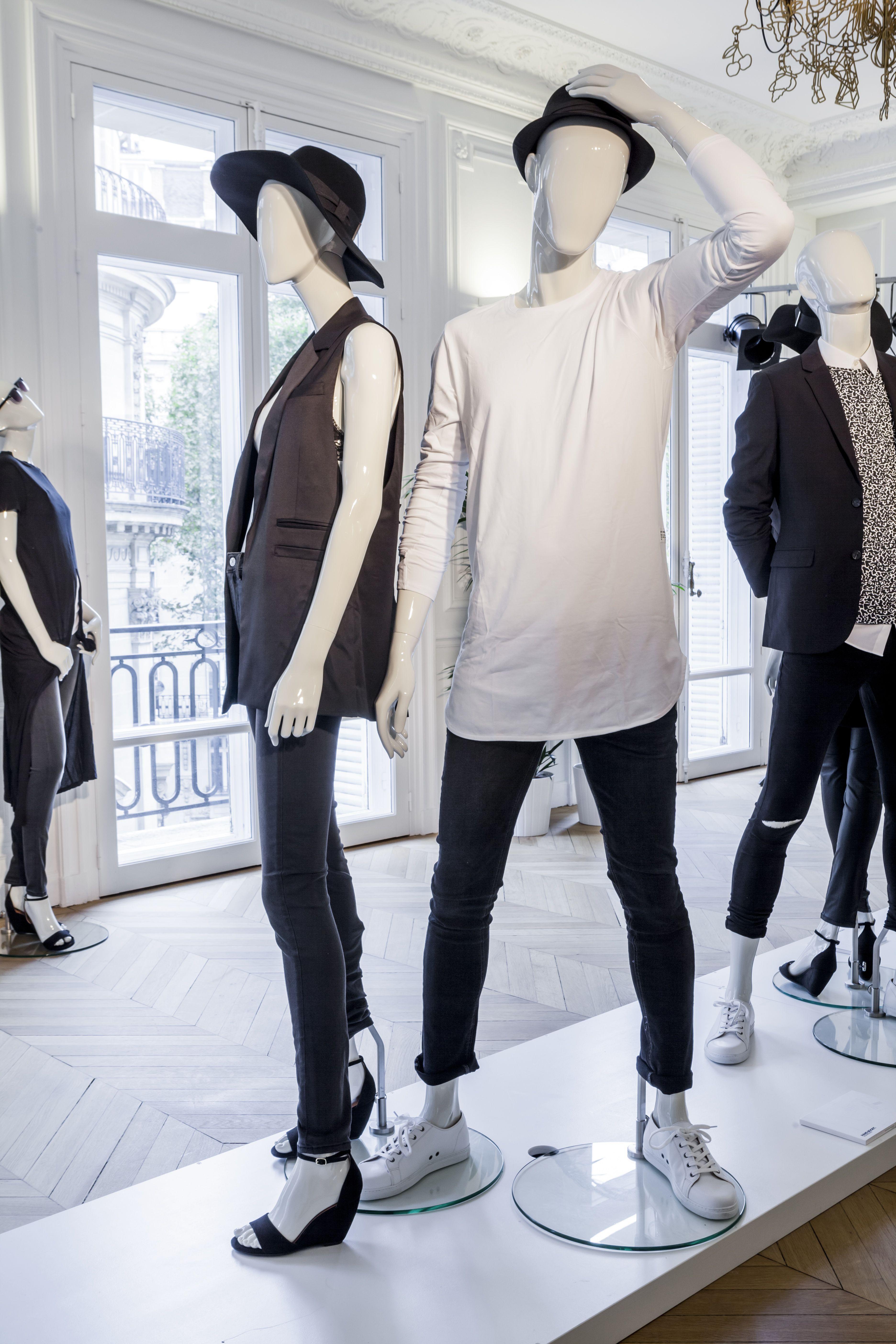 Adidas Homme Mannequin