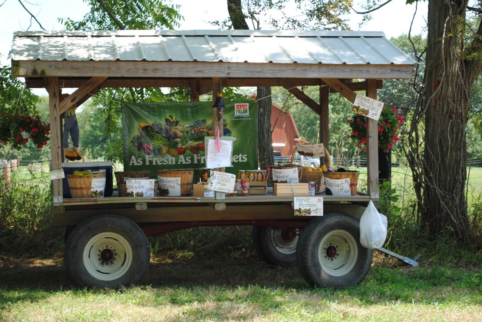 Pin by Michael Meyer on Roadside Stand / Point of Sale