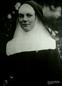 "Élise Rivet -  Algeria  -   January 19, 1890 – March 30, 1945    Élise was the Mother Superior at the convent of ""Notre Dame de Compassion"", where she not only hid refugees from the gestapo, but also used the convent to stash some weapons & ammunition for the resistance.  She was eventually caught in March of 1944 & sentenced to hard labor at Ravensbrück concentration camp.  About a year later, Élise was murdered along with thousands of others just weeks before the war ended."