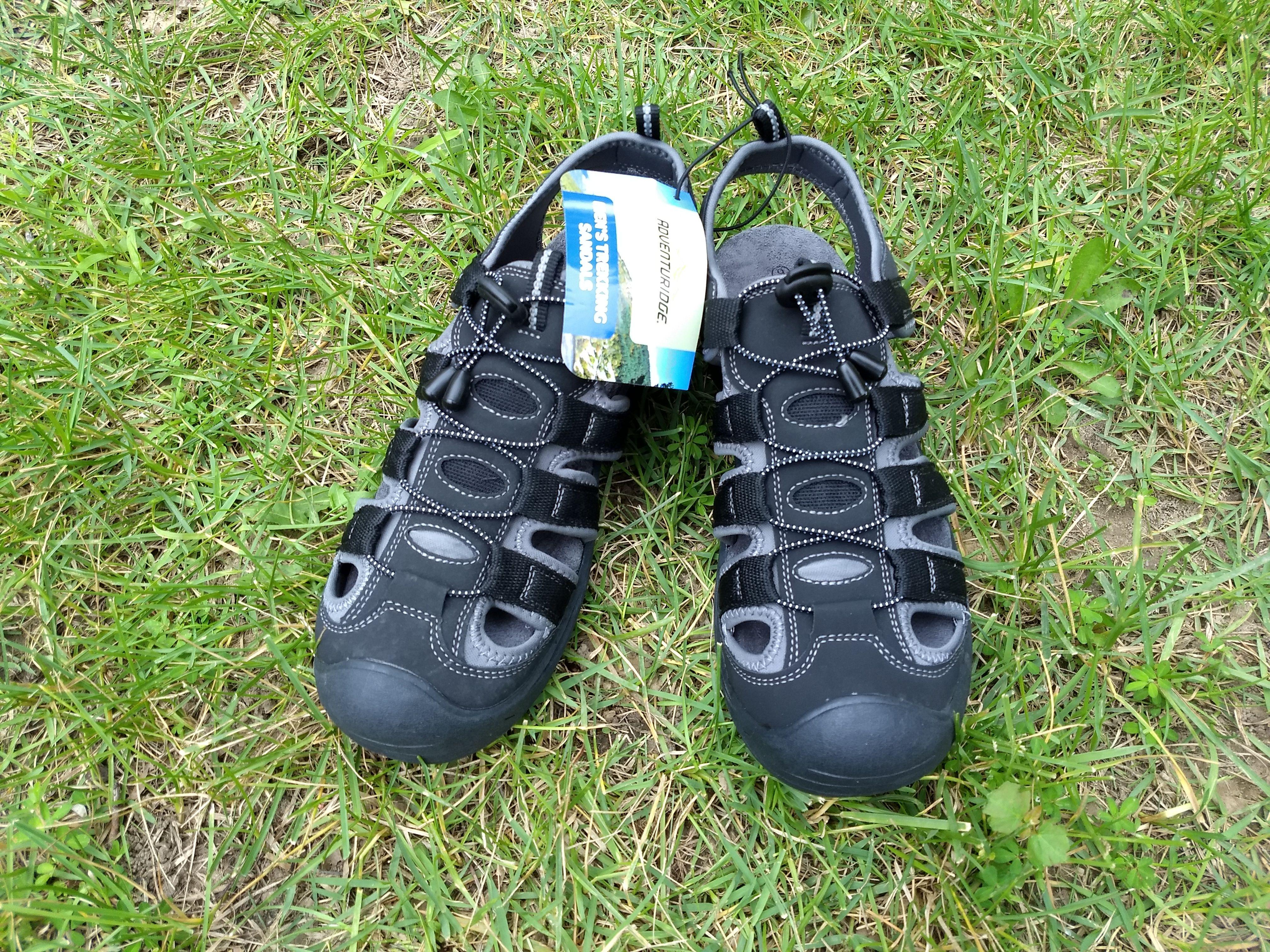Adventuridge Men's Trekking Sandals