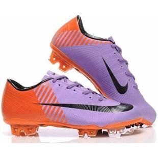 f144564bc Sale Nike Mercurial Vapor 6 Superfly II FG WC Soccer Boots Purple Orange  Black0