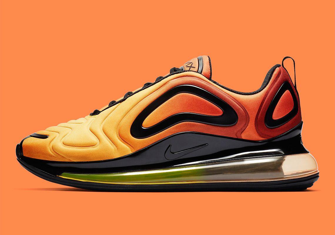 9314c981b143 Nike Air Max 720 Sunrise AO2924-800 Release Info