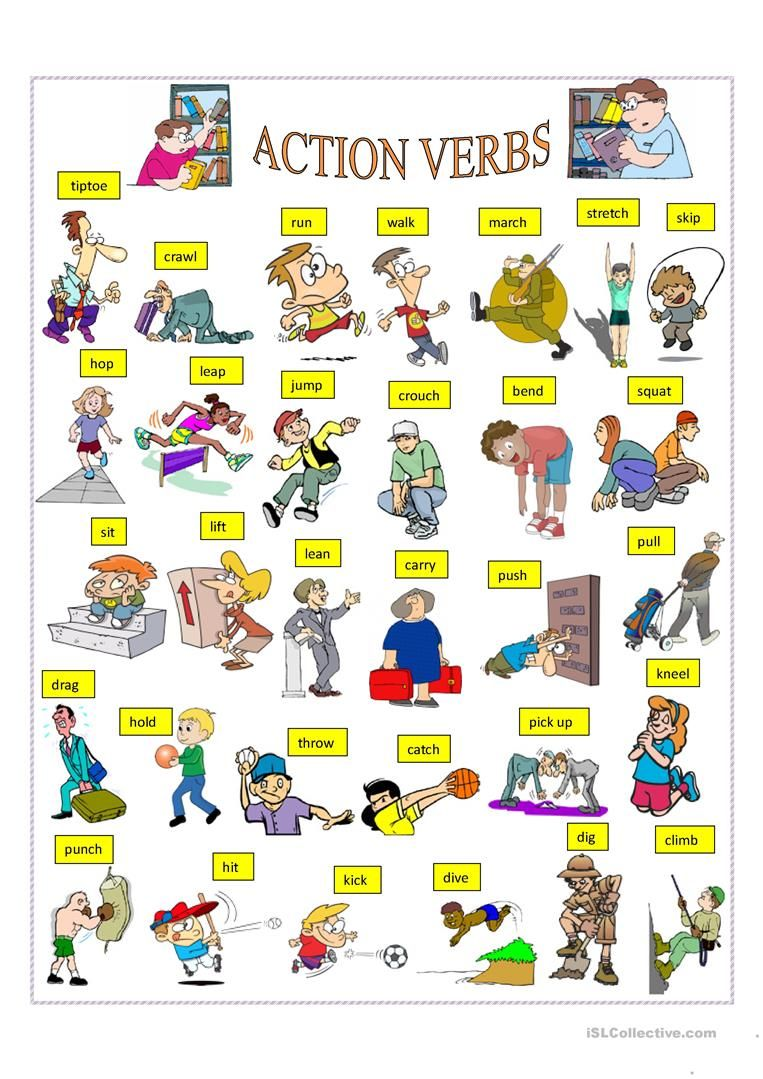action verbs worksheet free esl printable worksheets made by teachers mais more on trading on interessante dinge