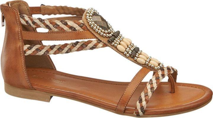 4d8227bdd79d Graceland Gladiator Sandals