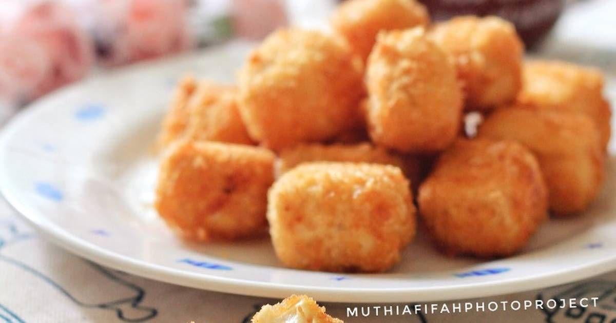 Resep Tahu Crispy Renyah Di Luar Lembut Di Dalam Oleh Muthi Afifah Resep Resep Tahu Makanan Resep