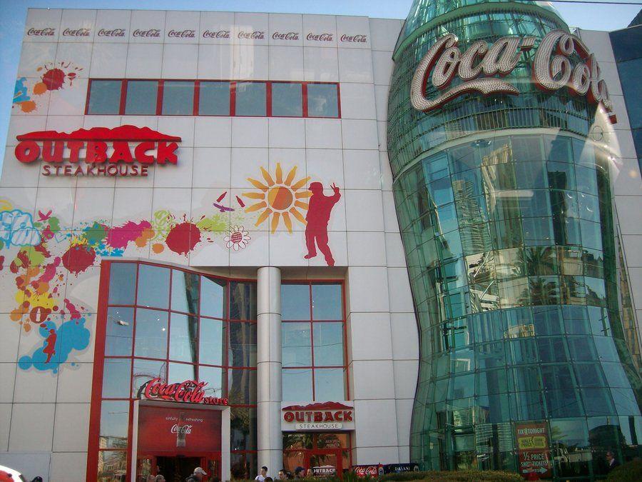 Coca-Cola by Marleepup