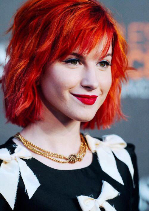 Best 25+ Hayley williams haircut ideas on Pinterest ...