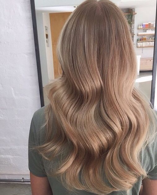 Photo of Balayage hair or ombre
