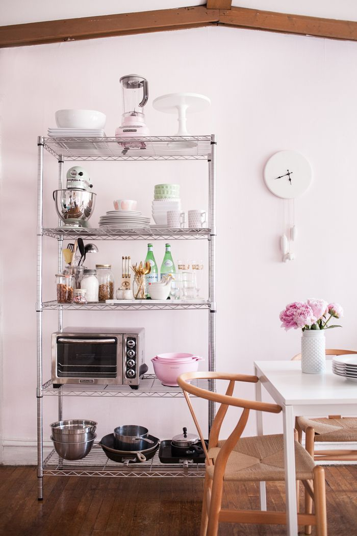 25 Small Kitchen Ideas That Make a Big Difference | Stylish, Kitchen ...