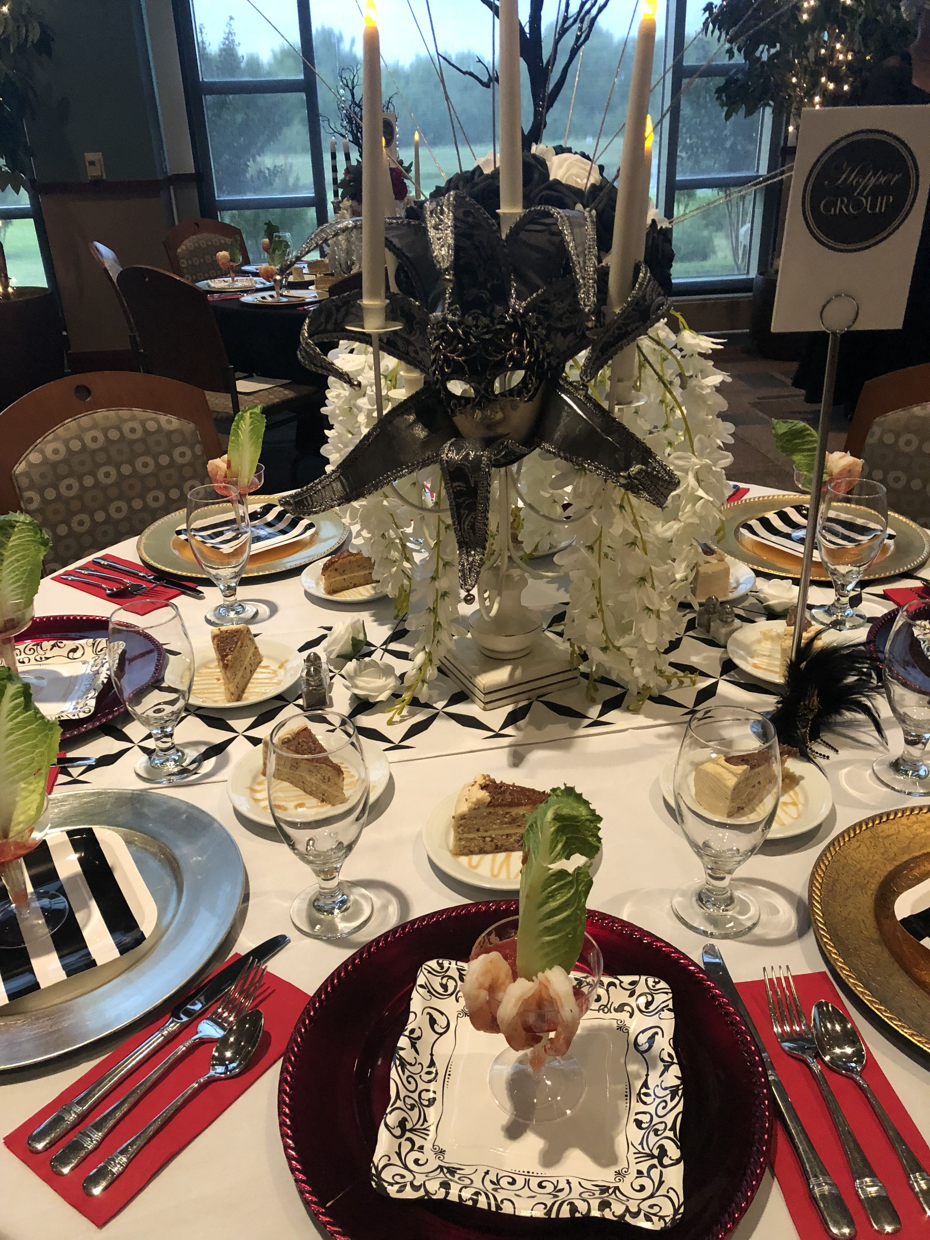 Astounding Masquerade Ball Centerpiece Our Projects In 2019 Download Free Architecture Designs Scobabritishbridgeorg