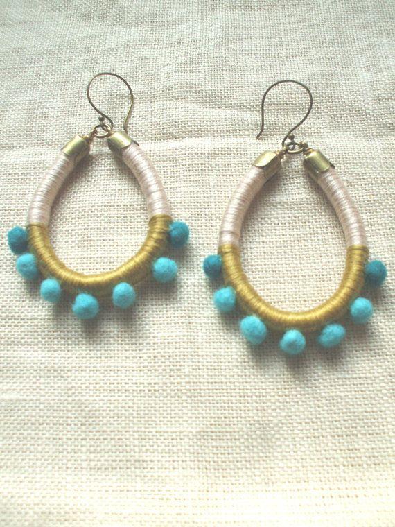 AVIVA earrings Color Study No. 02