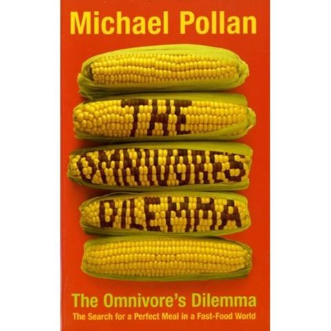 The Omnivores Dilemma by Michael Pollan. Makes me think twice about what I put in my body.