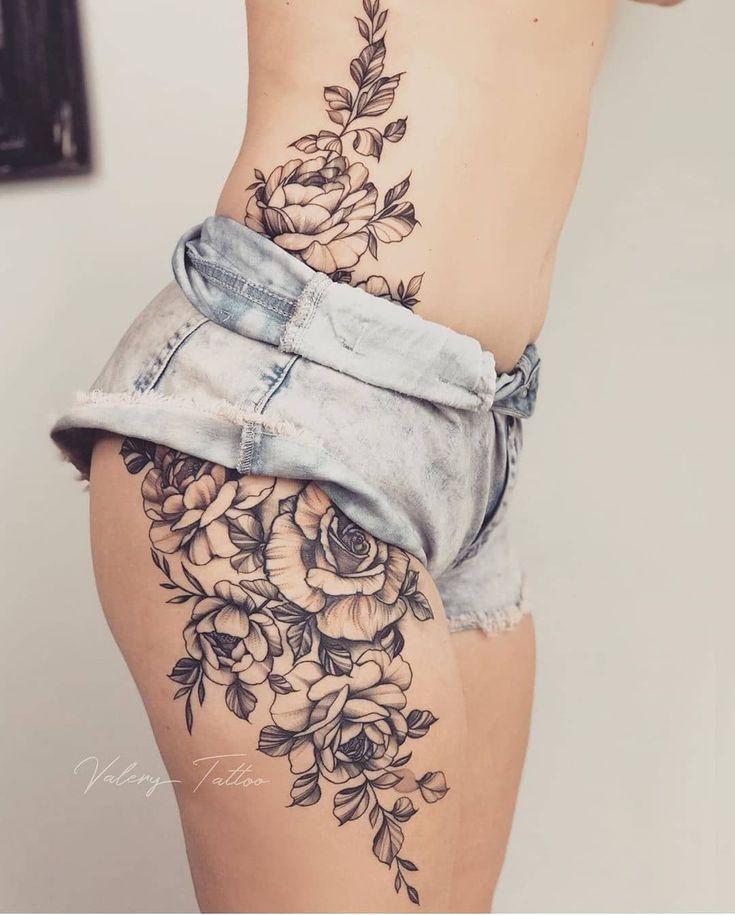Tattoo Ideas, Tattoo For Guys, Geometric Tattoo, Thigh Tattoo, Tatto ... -  Tattoo ideas, tattoo for