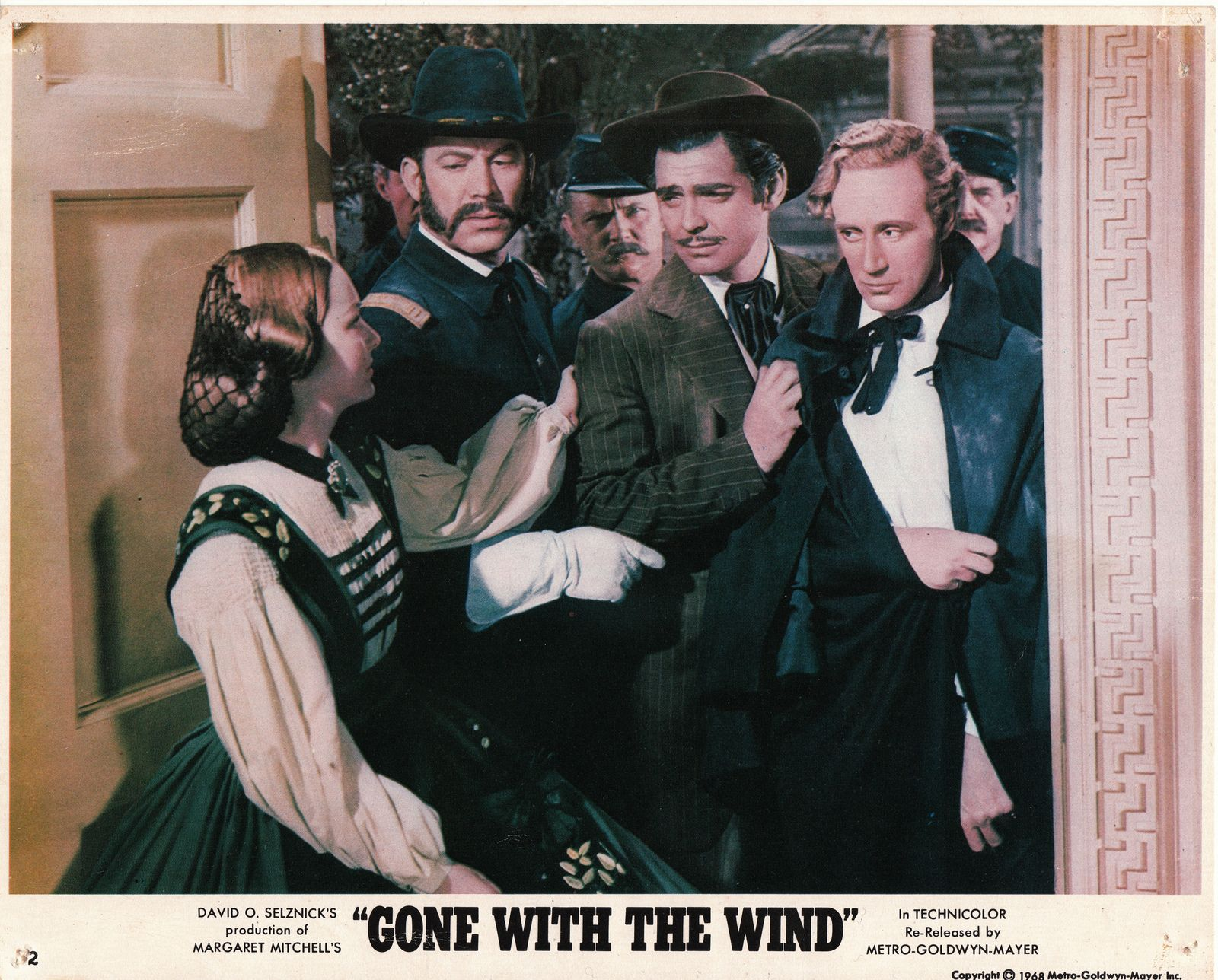 Gone With The Wind R68 MLC#2   by MOVIE INK. AMSTERDAM
