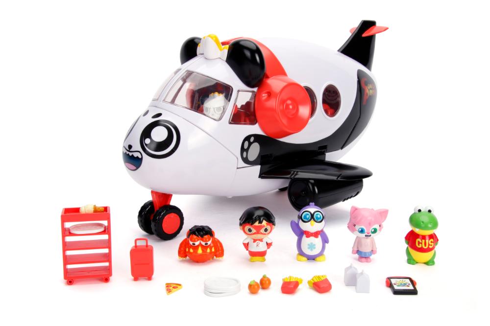 Ryan S World Combo Panda Airlines Walmart Com Toys Uk Jada Toys Toys