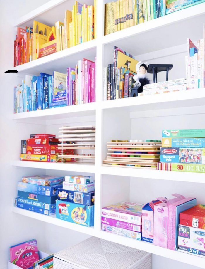 [ THE ] TIPS: 5 KID-FRIENDLY SYSTEMS FOR ORGANIZING TOYS - The Home Edit
