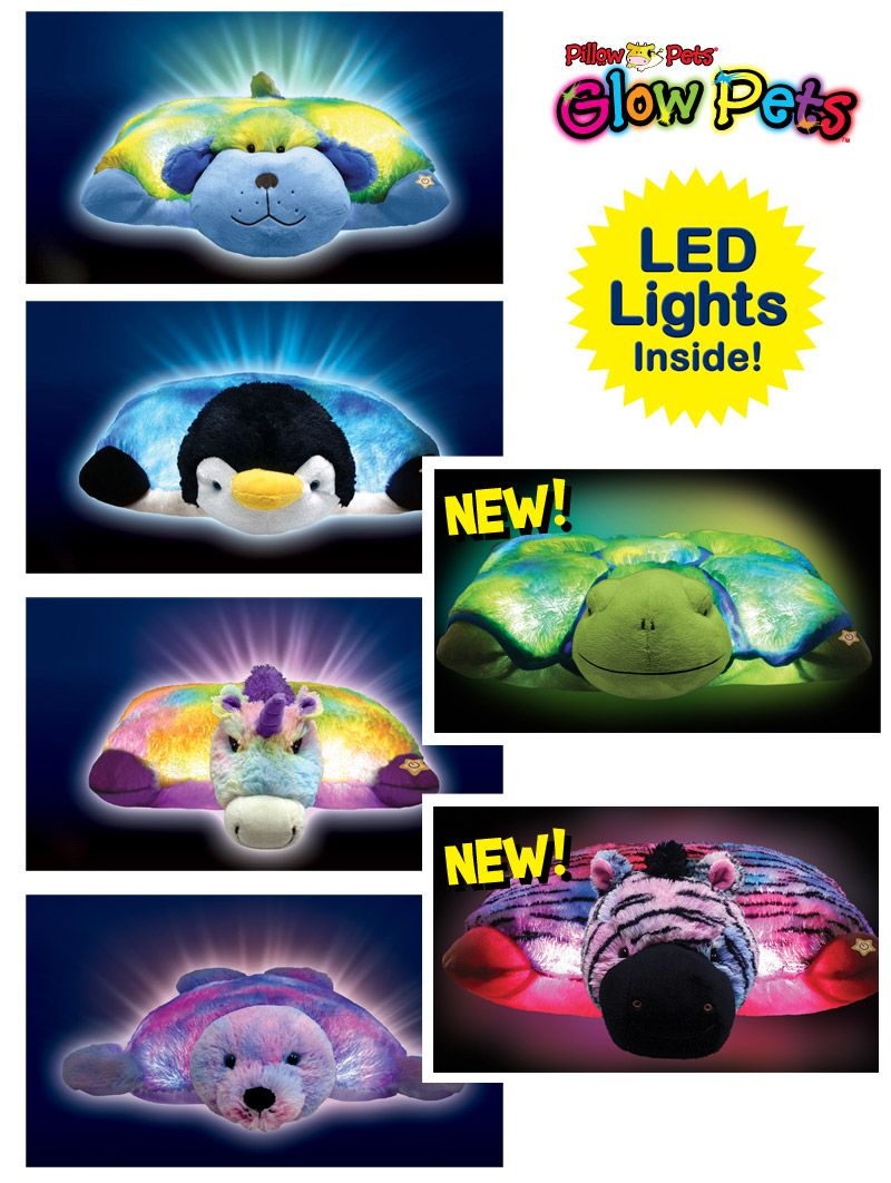 Glow Pets the magical pets that light up! Glow Pets are
