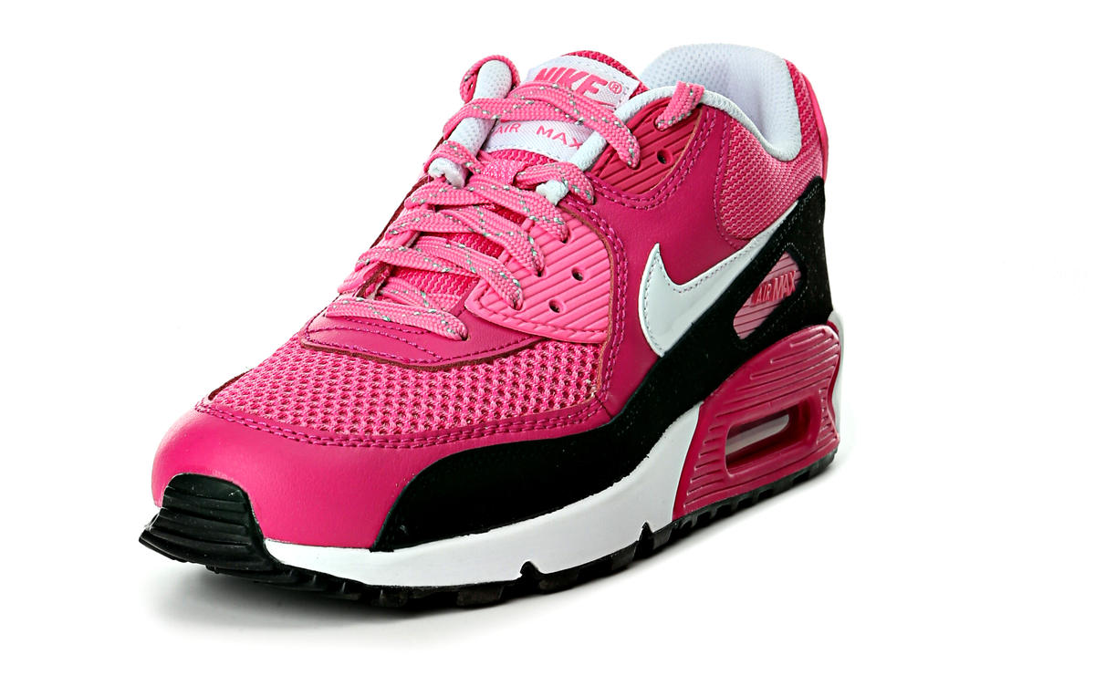 Pink Nike Air Max 90 Girly Sneakers Cool Sneakers