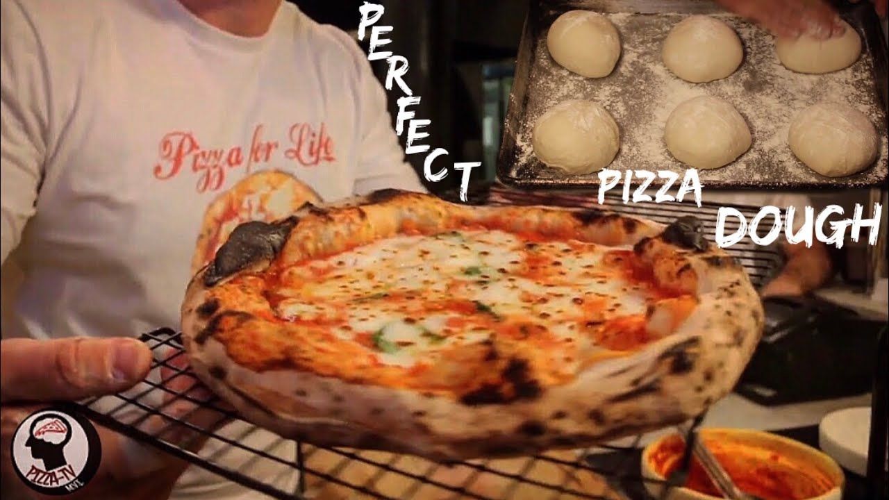 How To Make Perfect Pizza Dough With Dry Yeast For The House