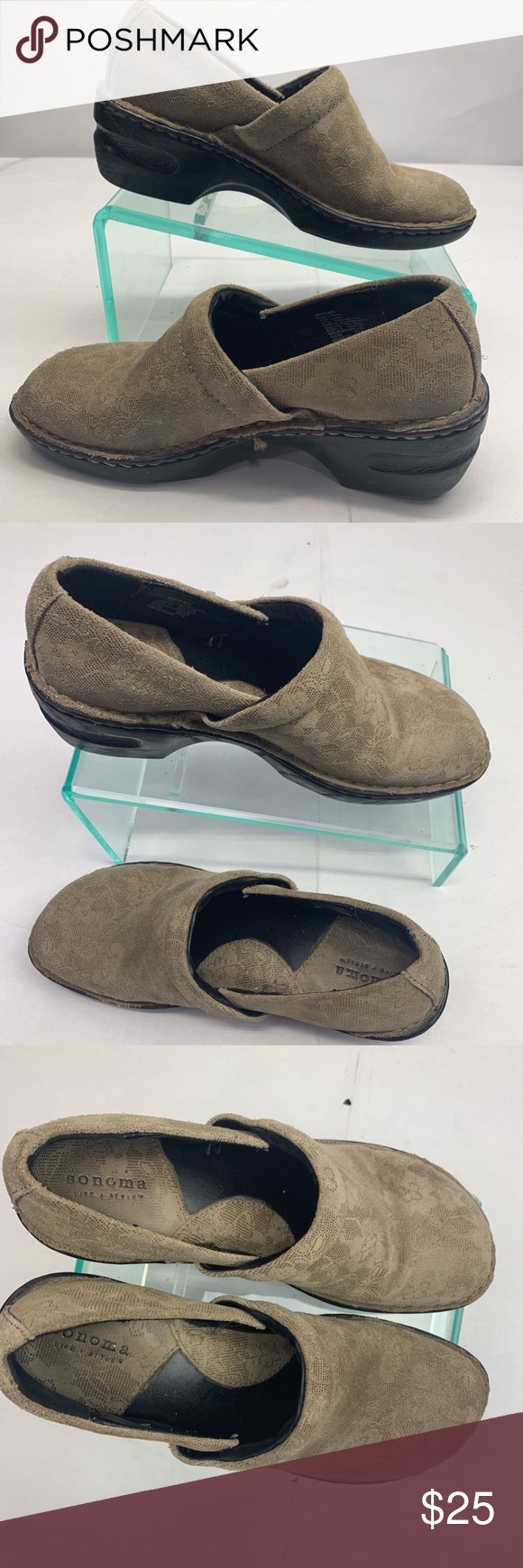 Sonoma Lifestyle Shoes Womens SZ 8