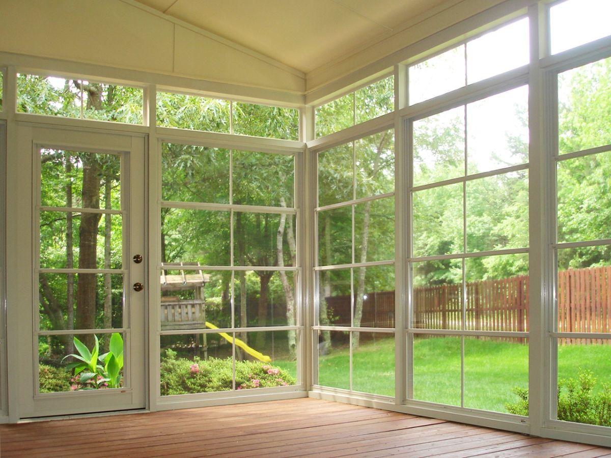 Eze Breeze Enclosed Porch Inside Porch Pinterest