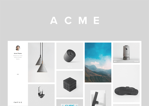 60+ Best Free Minimal Tumblr Themes 2019 | Graphics | Minimalism