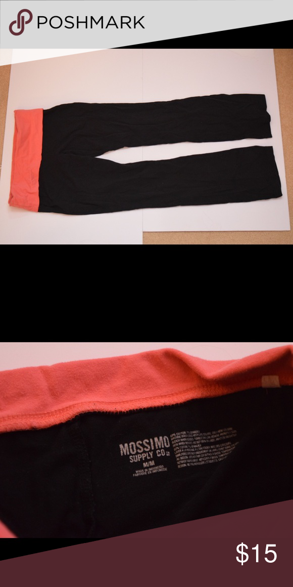 7f54a2ee3e854 Target Yoga Pants from Mossimo Mossimo Yoga pants, soft and made of cotton  and spandex Mossimo Supply Co. Pants