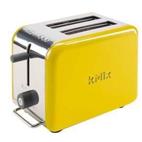 Torradeira Kenwood kMix Amarela no Pontofrio.com #pontofrio