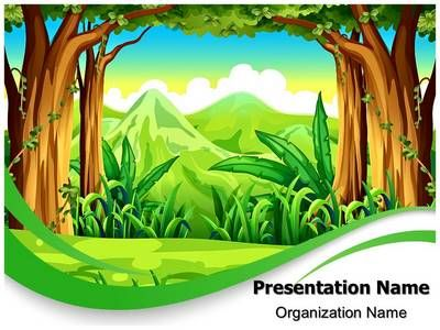 Forest Powerpoint Template is one of the best PowerPoint templates