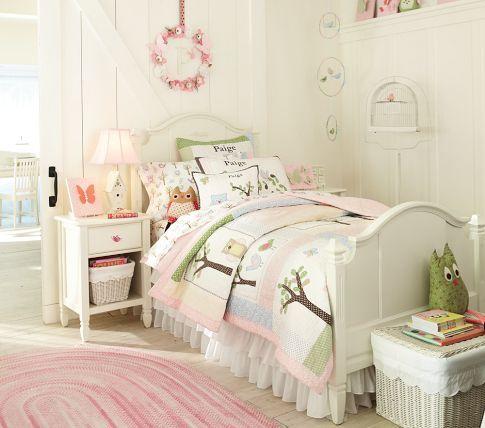 Madeline Bedroom Set Barn Bedrooms Girl Room Big Girl