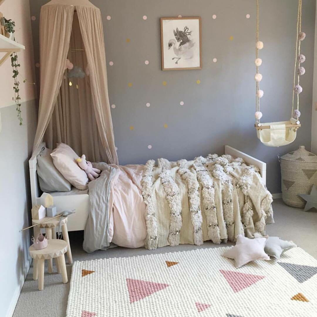 Kardashian kids inspiration for oliviaus big girl room kids room