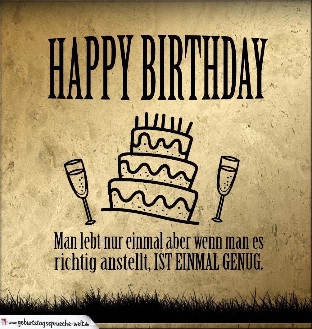 Geburtstagswünsche Karte Geburtstag.Retro Geburtstagskarte Mit Dem Text Happy Birthday Zur Perfektion
