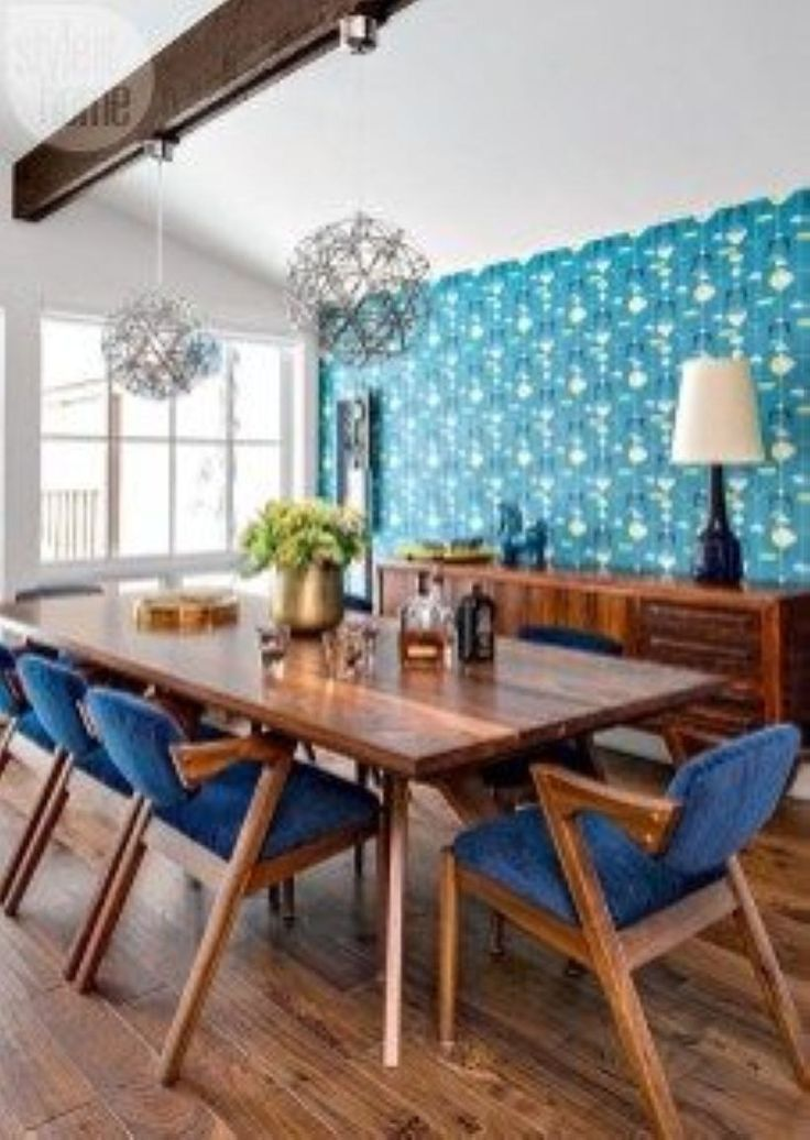 Related Dining Room Decor In 2019 Mid Century Modern Dining