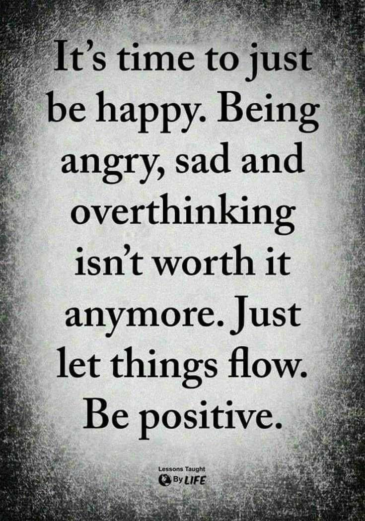 Be positive ❤️