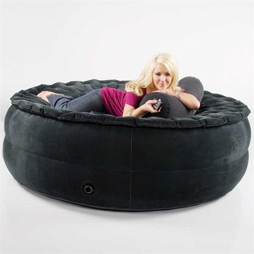 sumo sac 4 in 1 jumbo inflatable bed chair sofa sumo sac 4 in 1 jumbo inflatable bed chair sofa   probably should      rh   pinterest