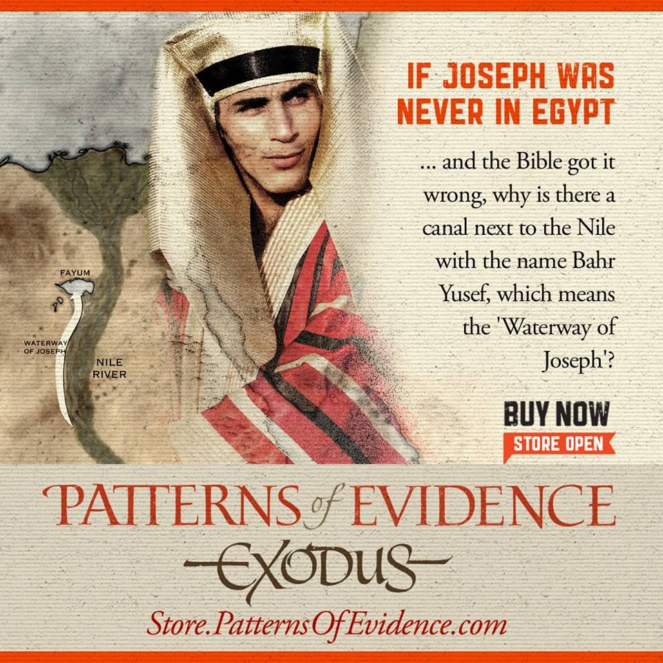 Having A Faith Crisis Check Out Patterns Of Evidence Exodus
