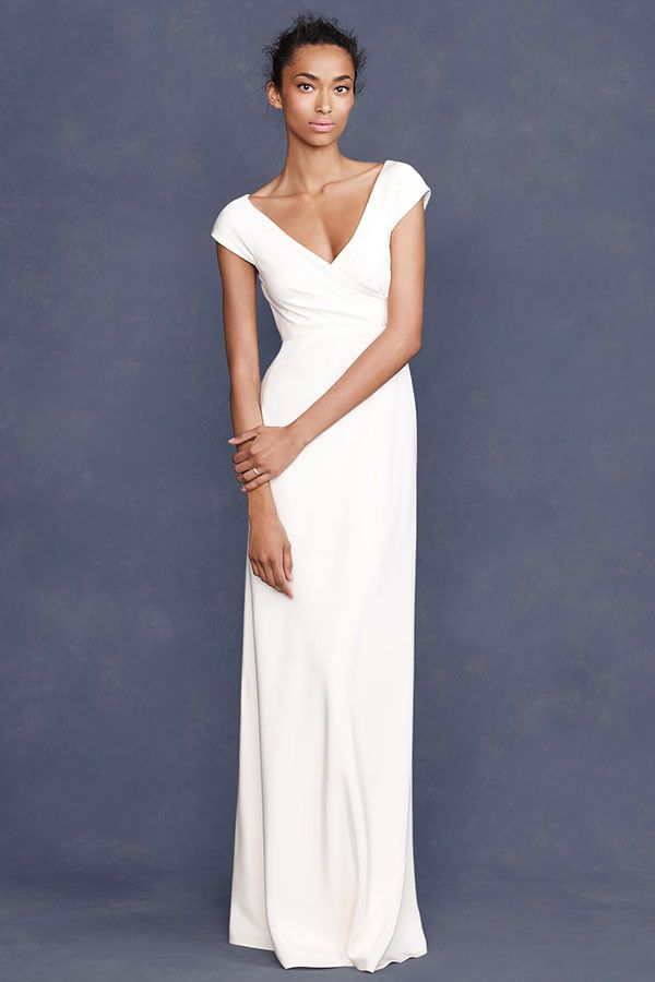 4b459efaa244 J. Crew Cecelia Wedding Gown
