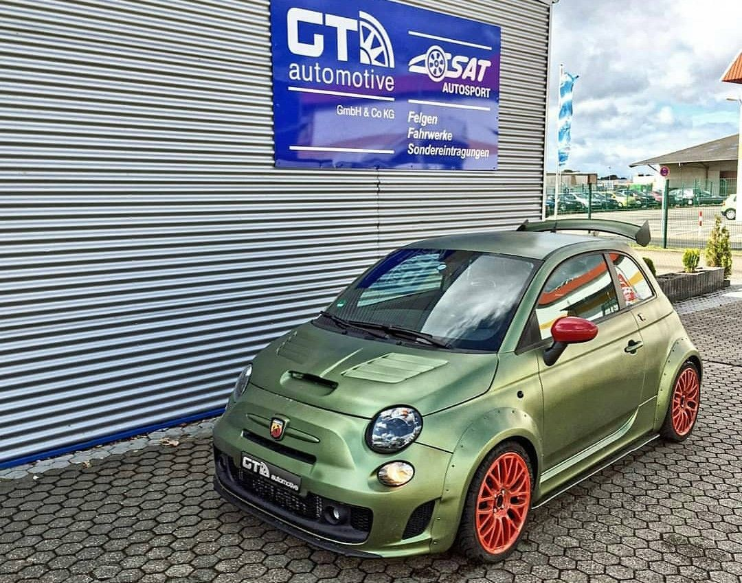 Pin By Tony Morones On 500 Abarth Mini Cooper With Images