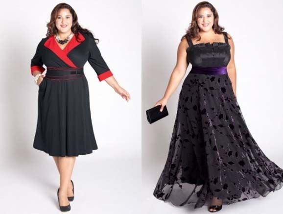 long-dress-and-formal-dress-for-plus-size-woman | LAGENLOOK 1 ...