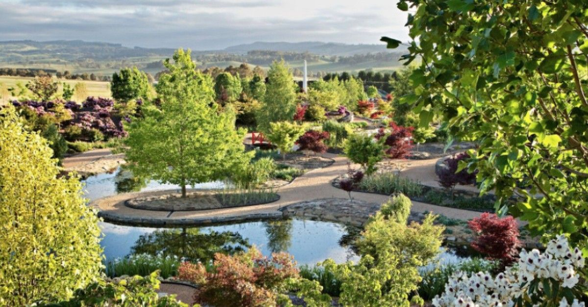 This Stunning Horticultural Playground Is Now Open All